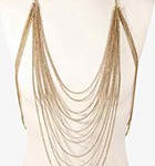 Style Alert: Body Chains Necklaces