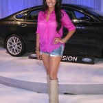 Pretty Hot..or Pretty Not: LaLa Anthony and Kim Kardashian in Givenchy Shark Lock Fold Boots