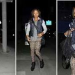 Pretty Hot..or Pretty Not: Meagan Good in Jeffrey Campbell Spiked Heel Boots
