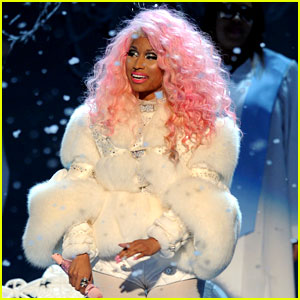 Live Performance: Nicki Minaj performs 'Freedom' at the American Music Awards