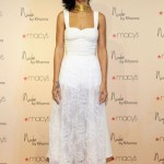 Rihanna's new fragrance 'Nude' hit stores on saturday