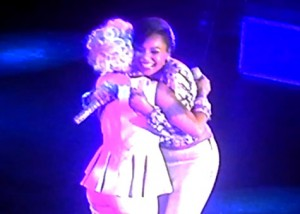 Live Performance: Keyshia Cole and Ashanti performs 'Woman to Woman'