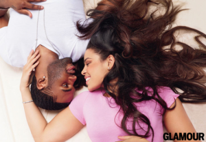 Photoshoot Fresh: Jordin Sparks and Jason Derulo Express their Love in Glamour February 2013 Issue