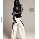 Str8 Off The Page: Sessilee Lopez Channels Aaliyah for photoshoot with Block Magazine