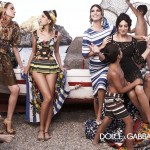 Ad Campaign For Dolce & Gabbana S/S 2013 by Domenico Dolce
