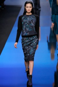 Runway: Elie Saab Fall/Winter 2013 Paris Fashion Week