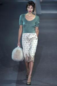 Louis Vuitton Fall/Winter 2013 Paris Fashion Week