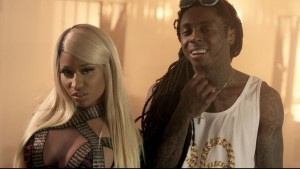 Nicki Minaj and Lil Wayne Take it to the Bedroom in The 'HighSchool' Video