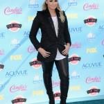 Red Carpet: Teen Choice Awards 2013