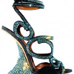 Iridescent Wedges by Edmundo Castillo