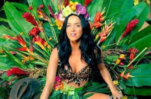 Music:Katy Perry's New Video 'Roar'