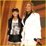 Willow Smith Performs New Song 'Summer Fling' on The Queen Latifah Show