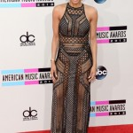 Fresh Off The Runway: Ciara In J. Mendel on The Red Carpet AMA's 2013