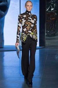 Runway Report: Kenzo Fall/Winter Paris Fashion Week 2014
