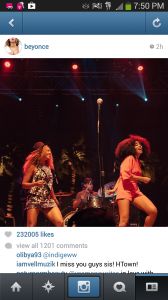 Live Performance: Solange Brings Beyonce On Stage During her Performance at Cochella 2014