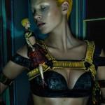 Kate Moss For Alexander Mcqueen S/S 2014 Editorial