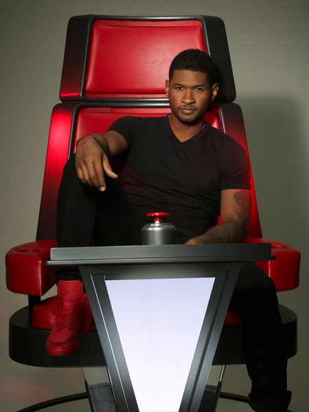 The_Voice_-Usher