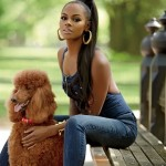 Tika Sumpter on The Cover of Essence Magazine