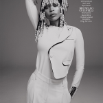 Erykah Badu and Julia Robert For Instyle Magazine 2014