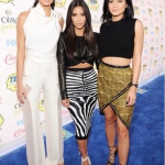 Red Carpet:Celebrities on The Red Carpet For The 2014 Teen Choice Awards