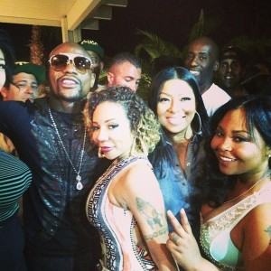 Tiny Speaks Out About Floyd Mayweather and Her Marriage