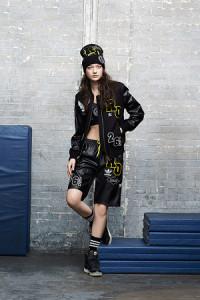 Adidas Originals 'Black Pack' By Rita Ora