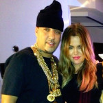 Khloe Kardashian and French Montana has first interview with Angie Martinez