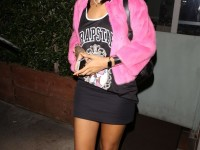 Rihanna-pink-jacket