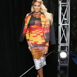 Rock it or Knock it? Tamar Braxton's Givenchy Mosaic Print Sequin Dress For 106 & Park