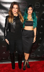 Styles To Rock:Kylie Jenner's Erina Crop Top and Matching Pencil Skirt From The Misha Collection