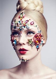 Pretty Campaign: NK Debuts 'Haute Cosmetics'