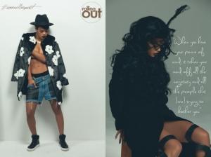 Teyana Taylor Covers Rollingout Magazine, Talks Love, Music, The Future