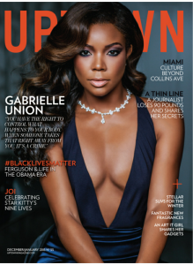 Gabrielle Union Discusses Money and Kids With Uptown Magazine