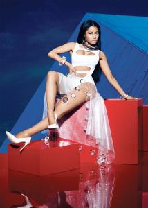 Nicki Minaj Covers Complex Magazine December/January issue 2014!