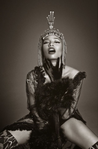 Nicki Minaj for Vogue Italia 2014