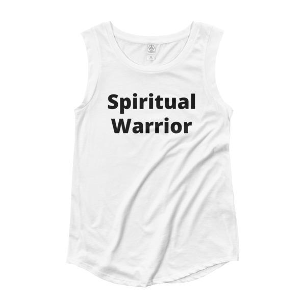 Spiritual warrior t shirt